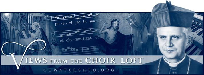 Views from the Choir Loft