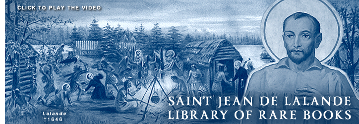 St. Jean de Lalande Library of Rare Books