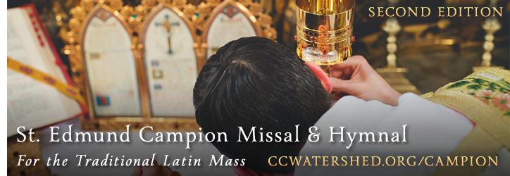 St. Edmund Campion Missal & Hymnal Website