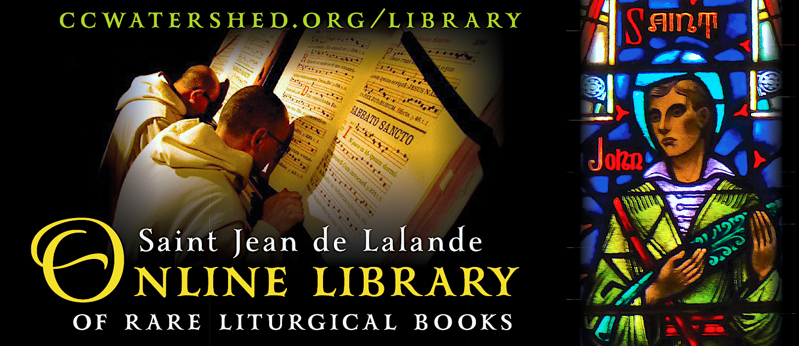 St. Jean de Lalande Library of Rare Books