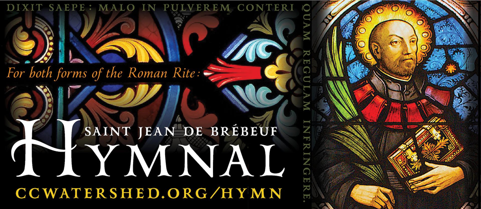 The Saint Jean de Brébeuf Hymnal
