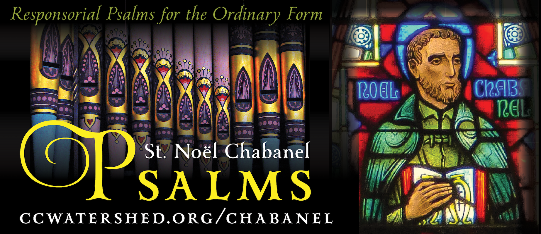 New Edition of Chabanel Responsorial Psalms • Edition: 12 May 2014 — Organist & Vocalist